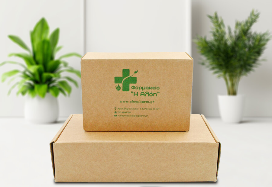ECommerce Boxes with Printing